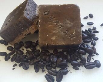Coffee Body scrub soap
