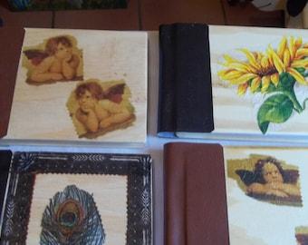 Journals in wood