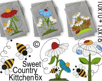Embroidery Designs Flower