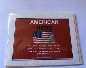 American Patriot Blank - Free Shipping!