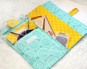 Knitting Needle Organizer Case