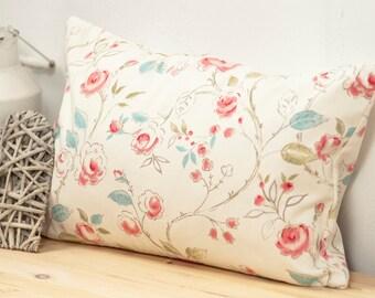 Flowers, Handmade cushion