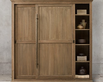 Oak Doors Etsy