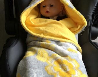 Infant Car seat blanket