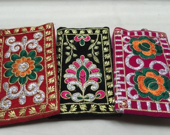 Handmade cell phone bags