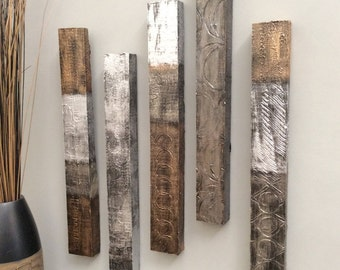 Modern, Original, Handmade, Textured, Contemporary Wall Art (individual #5)