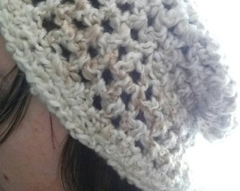 Soft Slouchy Hat