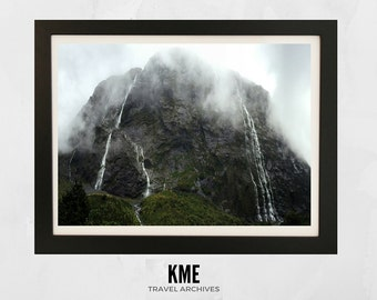 Fiordland, New Zealand: Print 031