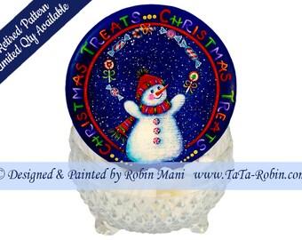 201 Christmas Treats Decorative Painting Pattern