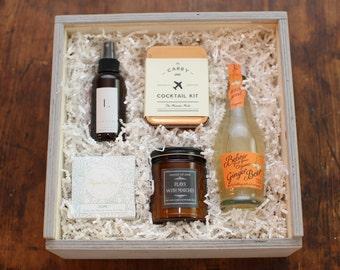 Jet Set Gift Box