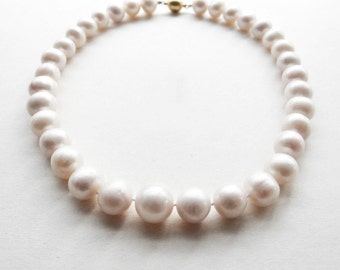 NATURE Fresh Water PEARL Necklace