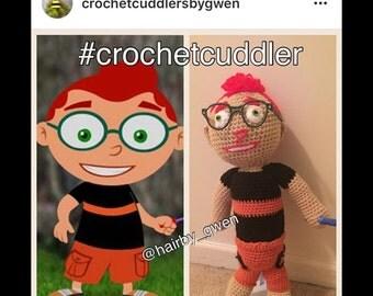 Character Crochet Cuddlers