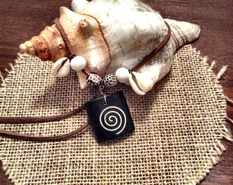 Trance Tribal necklace