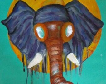Elephant Gasmask