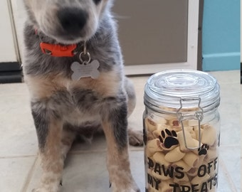 Treat Jar