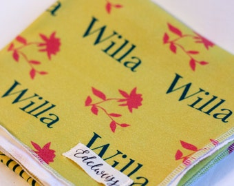 "The ""Willa"" Blanket PERSONALIZED"
