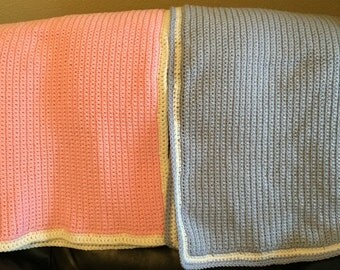 Warm and Cozy Baby Blanket