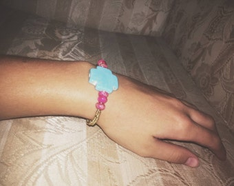 Balanced Cross Bracelet