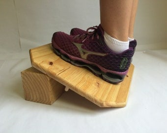 The Calf-Inator - Build strong, flexible calf muscles and Achilles tendons with the Calf-Inator!