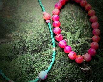 HoppieMama handmade jewelry, designed by kids for kids