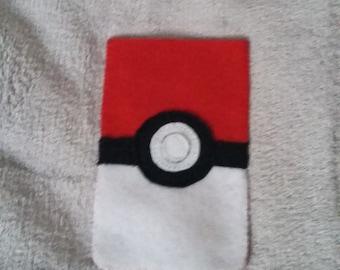 Pokemon Pokeball Phone Slip