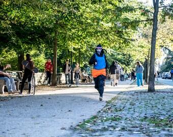Ghostface Jogging