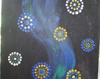 Aboriginal Galaxy