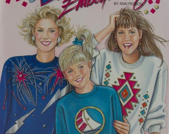 Stretch & Sew Book - Easy Embellishing! by Ann Person, First Edition