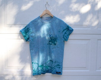 Splatter Tie Dye Pocket Tee