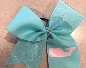 Vineyard Vine Whale Cheer Bow