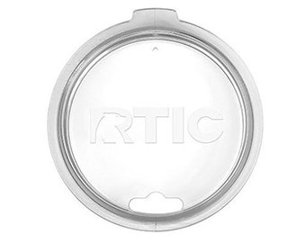 NEW RTIC Lid for 20oz Tumbler  or Low ball | Yeti/RTIC Accessories | Replacement lid