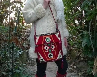 Handmade ethnic bag handmade