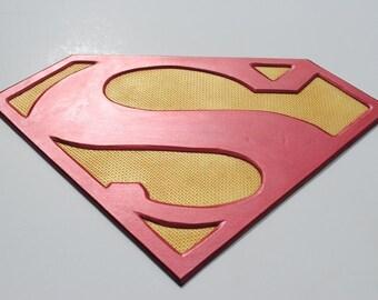 Classic Superman Emblem