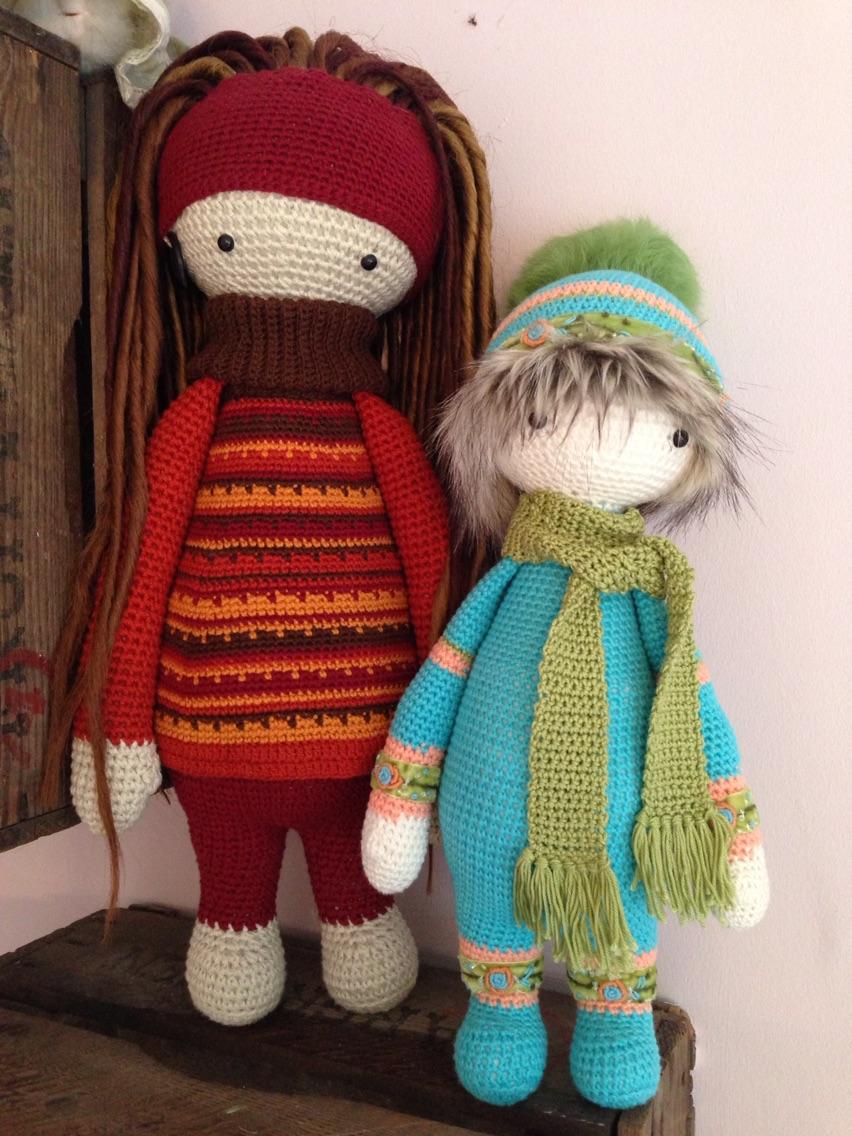 Amigurumi Jogless Stripes : Jogless Stripes in Crochet, To change color when ...
