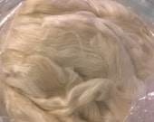 Yak Baby Camel Silk Fiber Roving - 1 oz