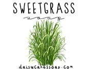Sweetgrass, a Smooth Hand and Body Bar