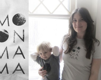 INK&WIT Moon Mama T-shirt