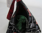 Reserved TWD Triangle Bag- Reserved for Ketronya