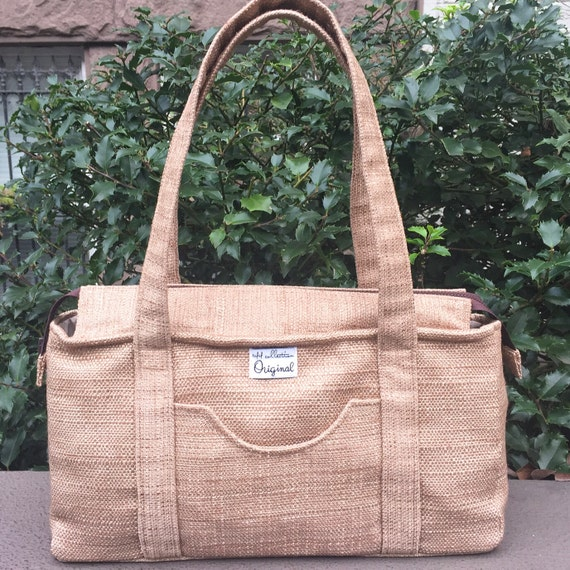Tan Purse for Women, Tote Handbag for Women, Beige Purse, Travel Shoulder Bag for Women, Summer Purse, Travel Tote Handbag, Ladies Handbag