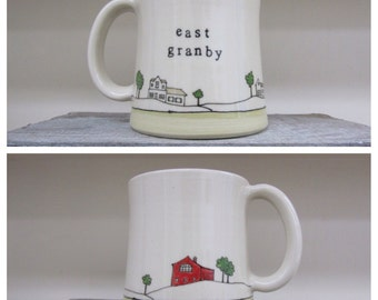 Custom Mug for your City or Town
