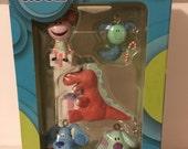 Nick Jr. Blue's Clues Ornament Set