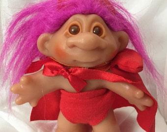 Devil Dam Troll Doll Circa 1986