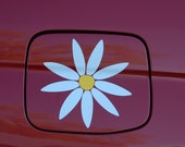 Daisy Flower Decal Sticker in 3 inch Vinyl