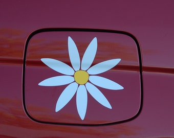 Daisy Flower Decal Sticker in 3 inch Vinyl by Tonyabug Sticker Momma