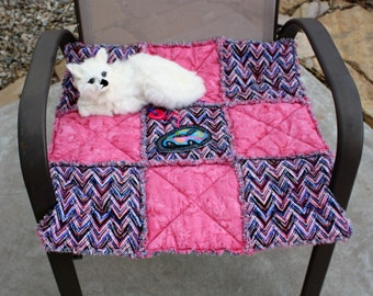 Cat Bed, Cat Blanket, Small Dog Blanket, Furniture Cover, Cat Quilt, Handmade Cat Blanket, Cat Accessories. Dog Accessories, Catnip Blanket