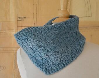Sweetdrop Cowl Knitting Pattern PDF