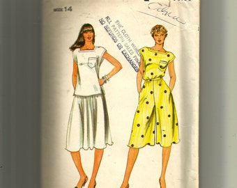 Butterick Misses' Top, Culottes and Skirt Pattern 3795