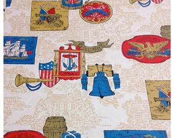 40% FLASH SALE- Vintage Colonial Wallpaper-Paper Crafts-Wrapping Paper-History Lovers