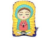 La Virgen de Guadalupe Pillow