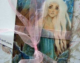 Postcard - Earth and Water - Fantasy - Fairy Tale - FolkTale - Art Card - Greeting Card